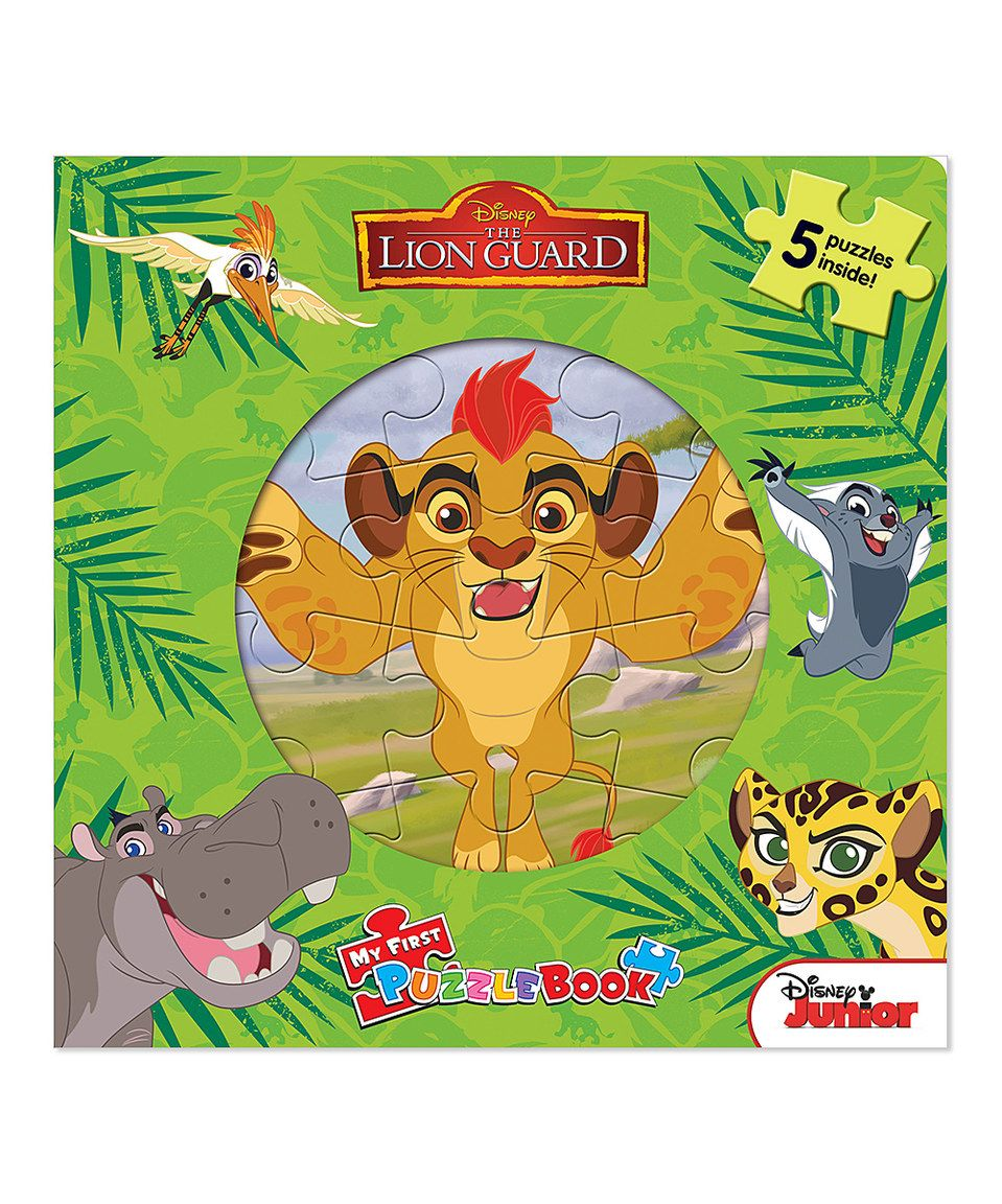 Another great find on zulily! Disney the Lion Guard My
