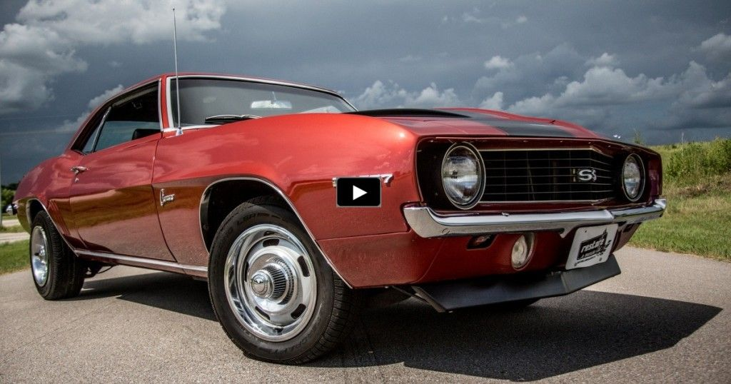 Restored '69 Camaro SS 327 Priced to Sell Quick