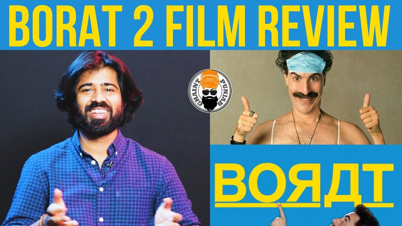 New On Ott Borat 2 Review Ghaintpunjab Today Episode Sacha Baron Cohen Film Review
