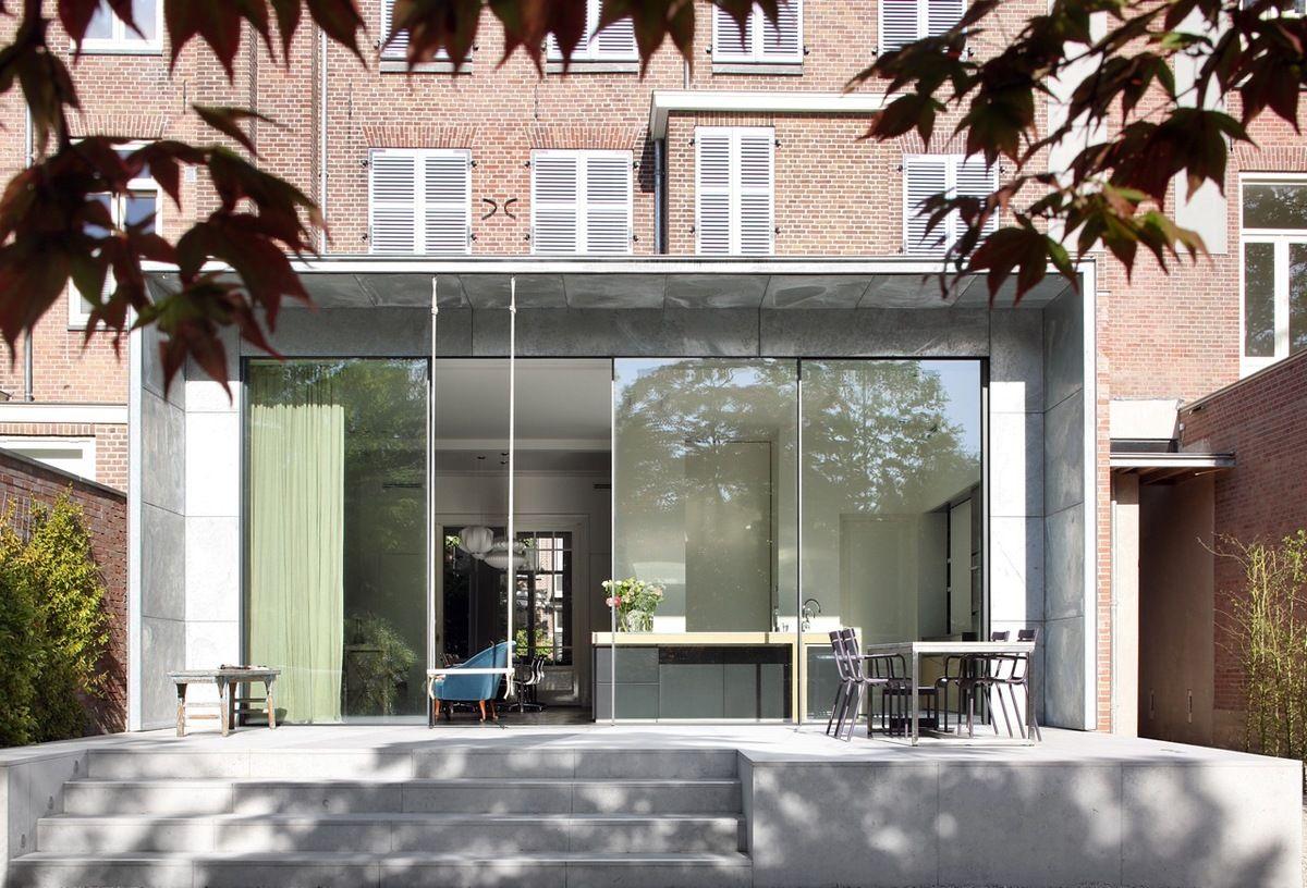 Modern Interieur Herenhuis : Renovatie herenhuis breda in my house