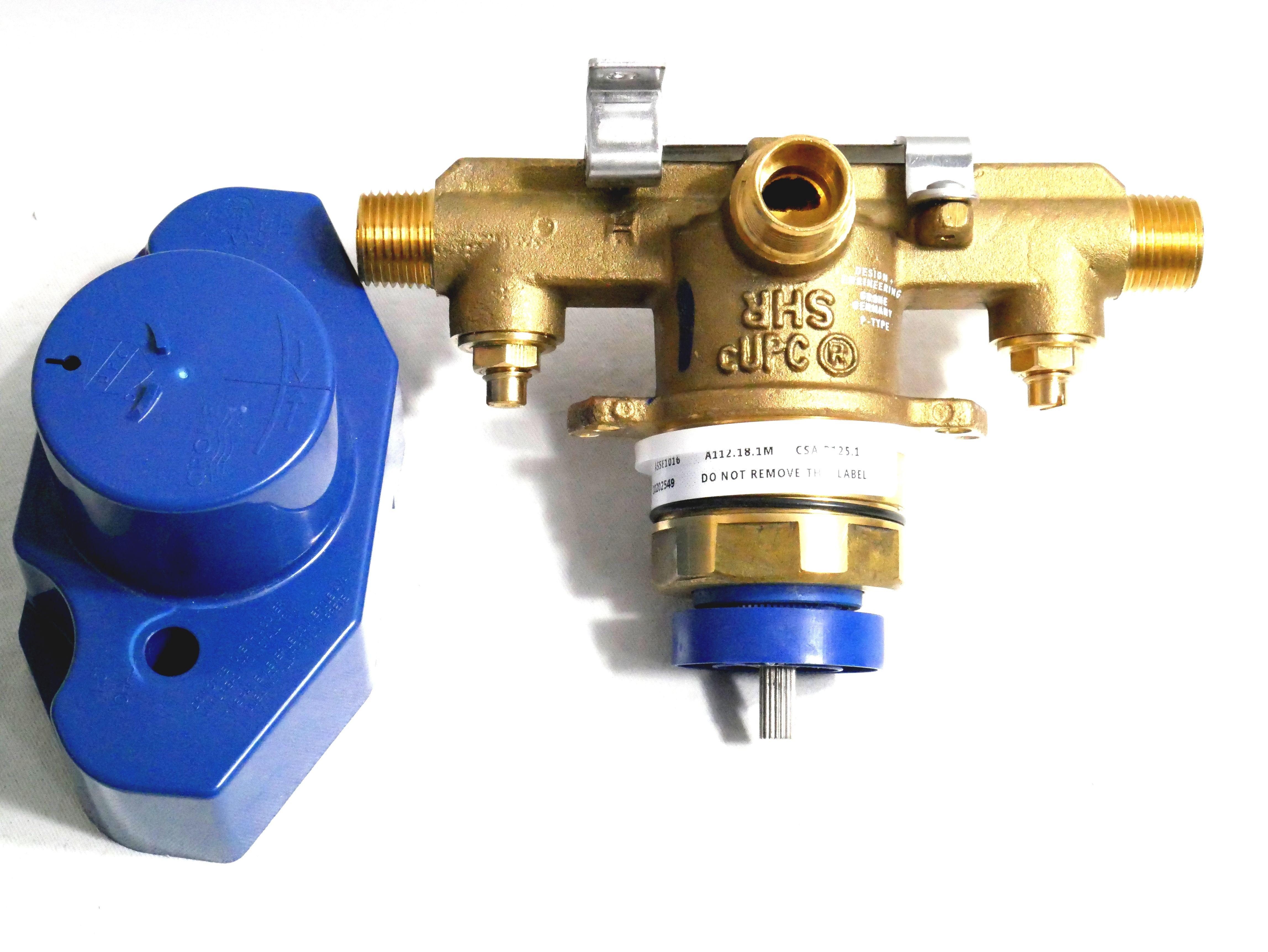Grohe Grohsafe Universal Pressure Balance Roughinvalve 35015001 Kitchen Faucet Faucet Kohler