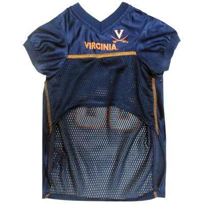 53a403f5d9d Pets First Virginia Cavaliers Mesh Jersey - Xxl, Multicolored ...