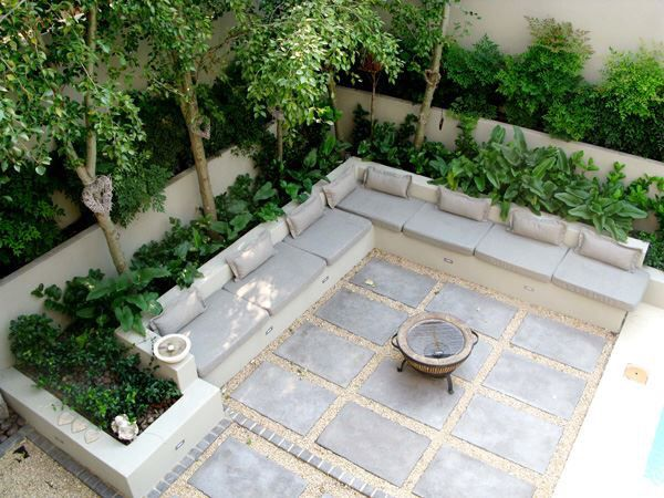 Love this boma! | Outdoor gardens landscaping, Courtyard ... on Boma Ideas For Small Gardens id=79239
