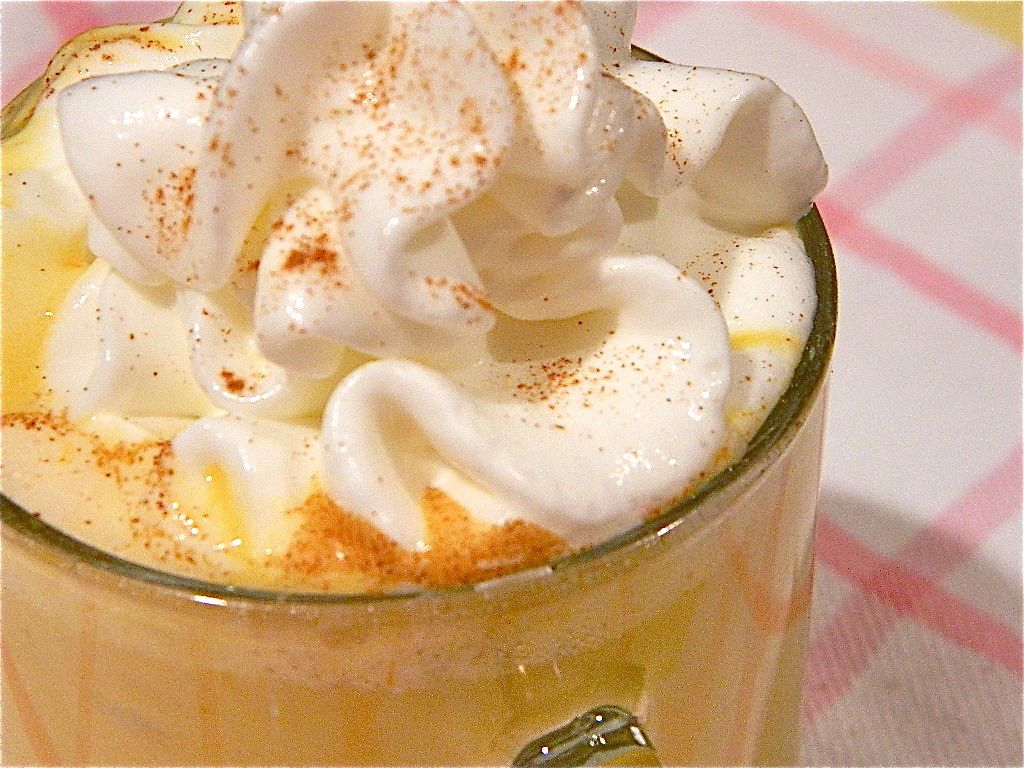 Copycat makeover starbucks pumpkin spice latte vegan
