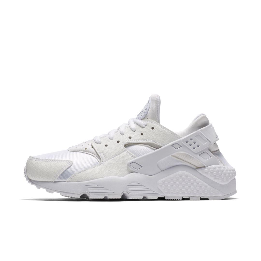 the best attitude 165db 658fa Nike Air Huarache Womens Shoe Size 9.5 (White)