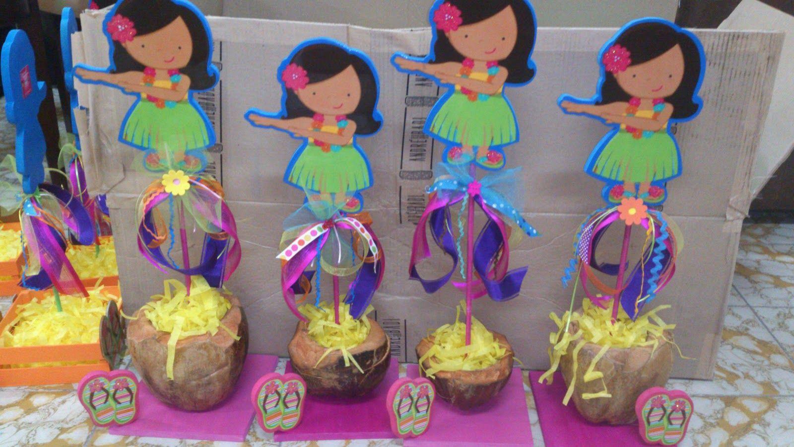 Centros Fiestas Infantiles Hawaianas Fiesta De Moana Fiestas De Cumpleanos Tematicas