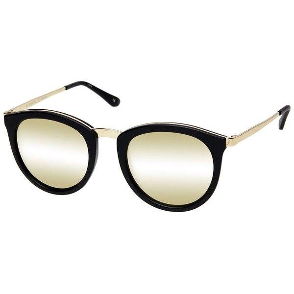 1fbc780c43713 Le Specs No Smirking ( 84) ❤ liked on Polyvore featuring accessories,  eyewear,. Óculos De Sol ...