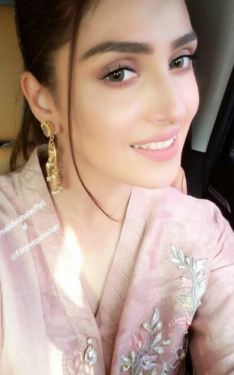 Stunning aiza | Indian outfits in 2019 | Ayeza khan