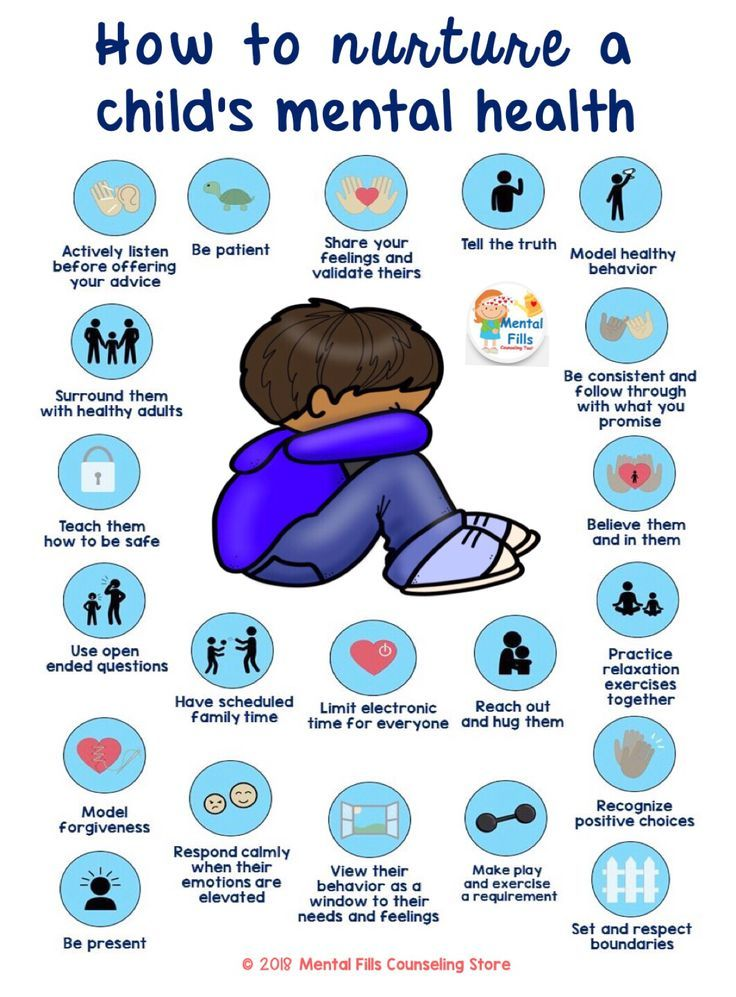 Child And Teen Mental Health Caregiver Poster Mental Health Kids Mental Health Raising Kids Parenting