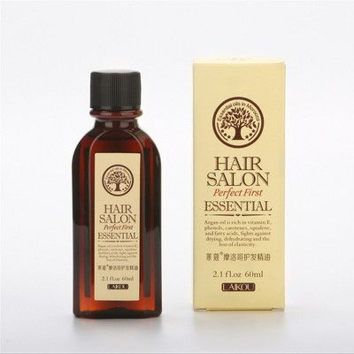 Hair Salon Perfect First Essential Conditioner 60ml Argan Oil Hair Care Essential Oils For Hair Dry Hair Care