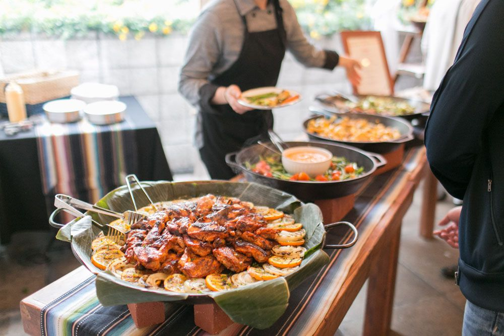 Catering border grill modern mexican restaurants in