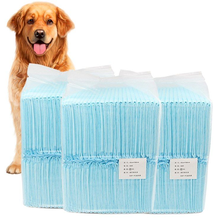 1 Bag Absorbent Cat Dog Urine Pad Disposable Diaper Pet Dog Mat Nappy Pet Pee Paper Lxy9
