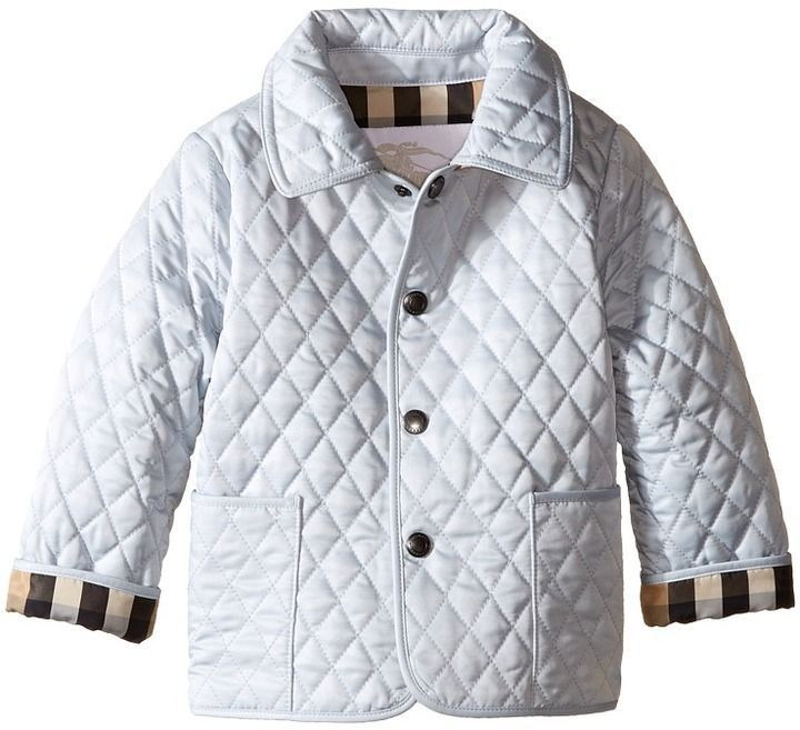 e2f6e3389 Burberry Colin Quilted Jacket Boy s Coat