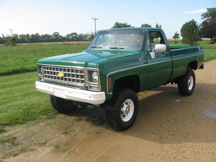 Green Chevrolet K30 4x4 Chevrolet Trucks Chevy Trucks Chevy