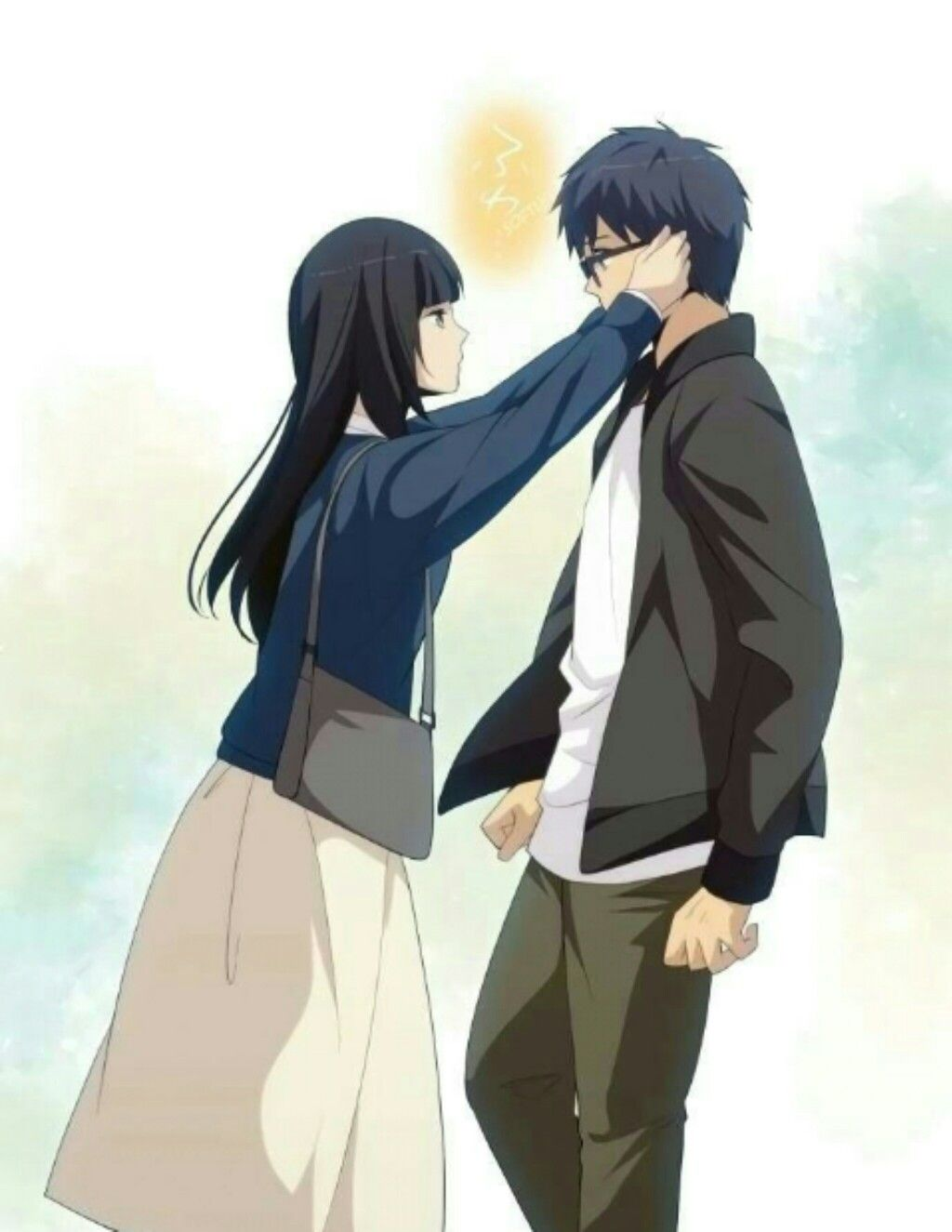 Hishiro And Kaizaki Relife Chapter 179 Orang Animasi Animasi