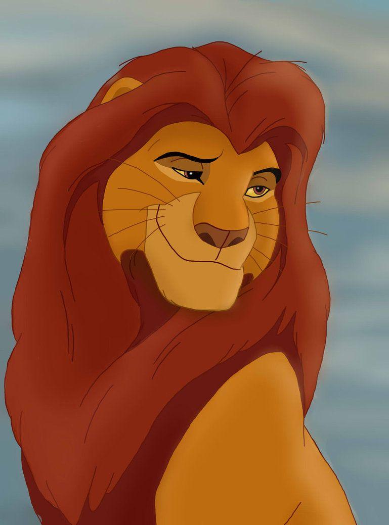 Mufasa | Drawings Inspiration | Pinterest | El rey leon, León y Rey