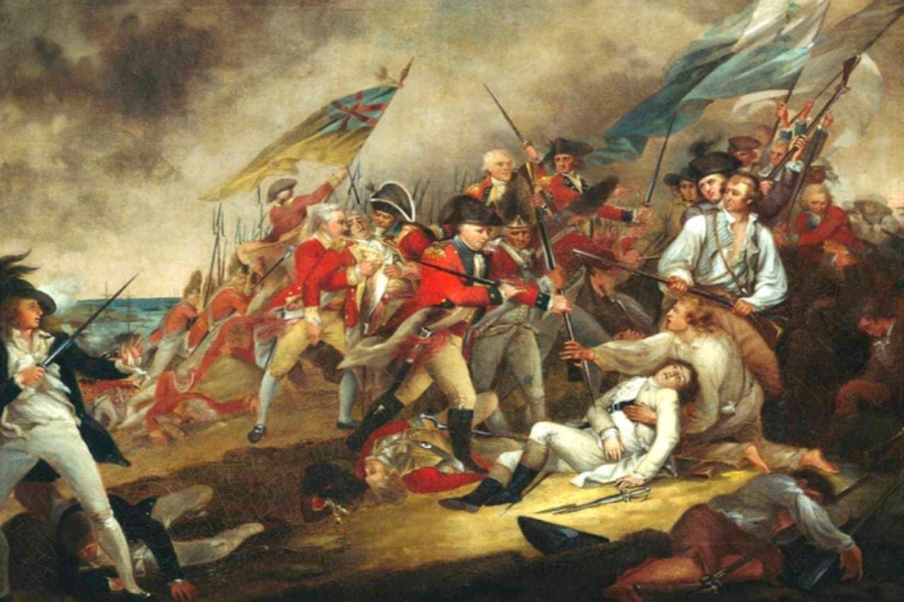 American Revolution History Causes Impacts And More In 2020 Battle Of Bunker Hill Bunker Hill American Revolutionary War