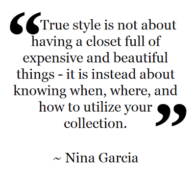 #WednesdayWisdom - Utilize Your Collection
