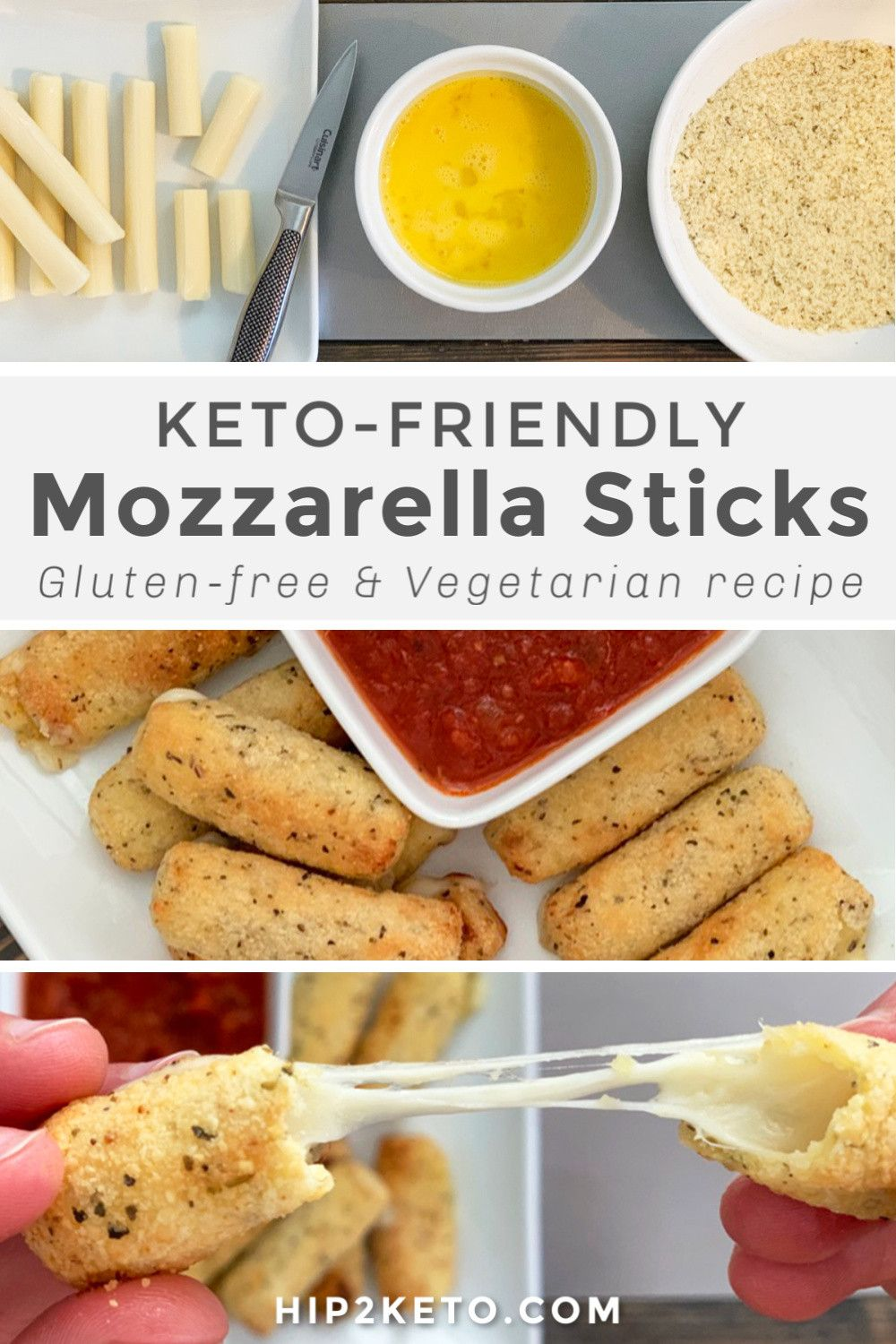There S Nothing Quite Like Crunchy Savory Breading Stuffed With Gooey Melted Cheese This Is