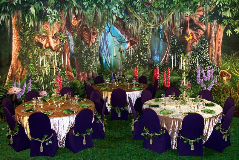Enchanted Forest Theme Decorations Enchanted Forest Theme Group