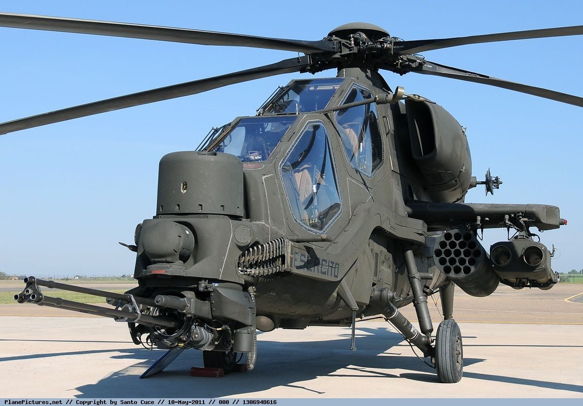Elicottero T 129 : Agusta a129cbt mangusta planes space rockets helicopter