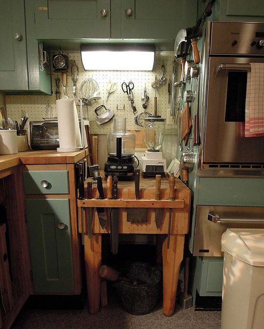 Julia Childs Kitchen: 5 More Things We Can Learn From Julia Child's Kitchen