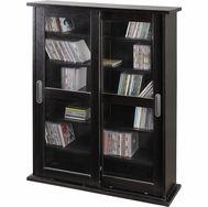 Renovations by Thomasville, Entertainment Essentials, Glass Door ...