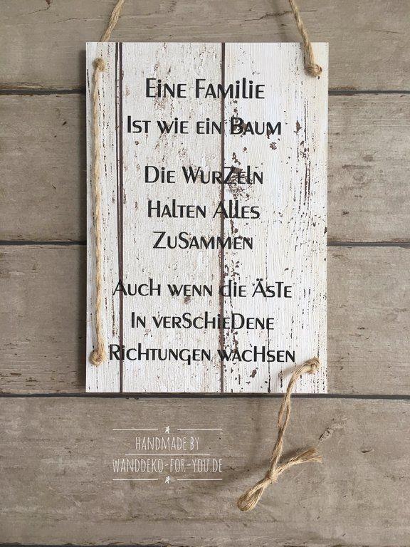 Eine Familie Ist Wie Ein Baum Spruche Gedichte Und Spruche Weisheiten