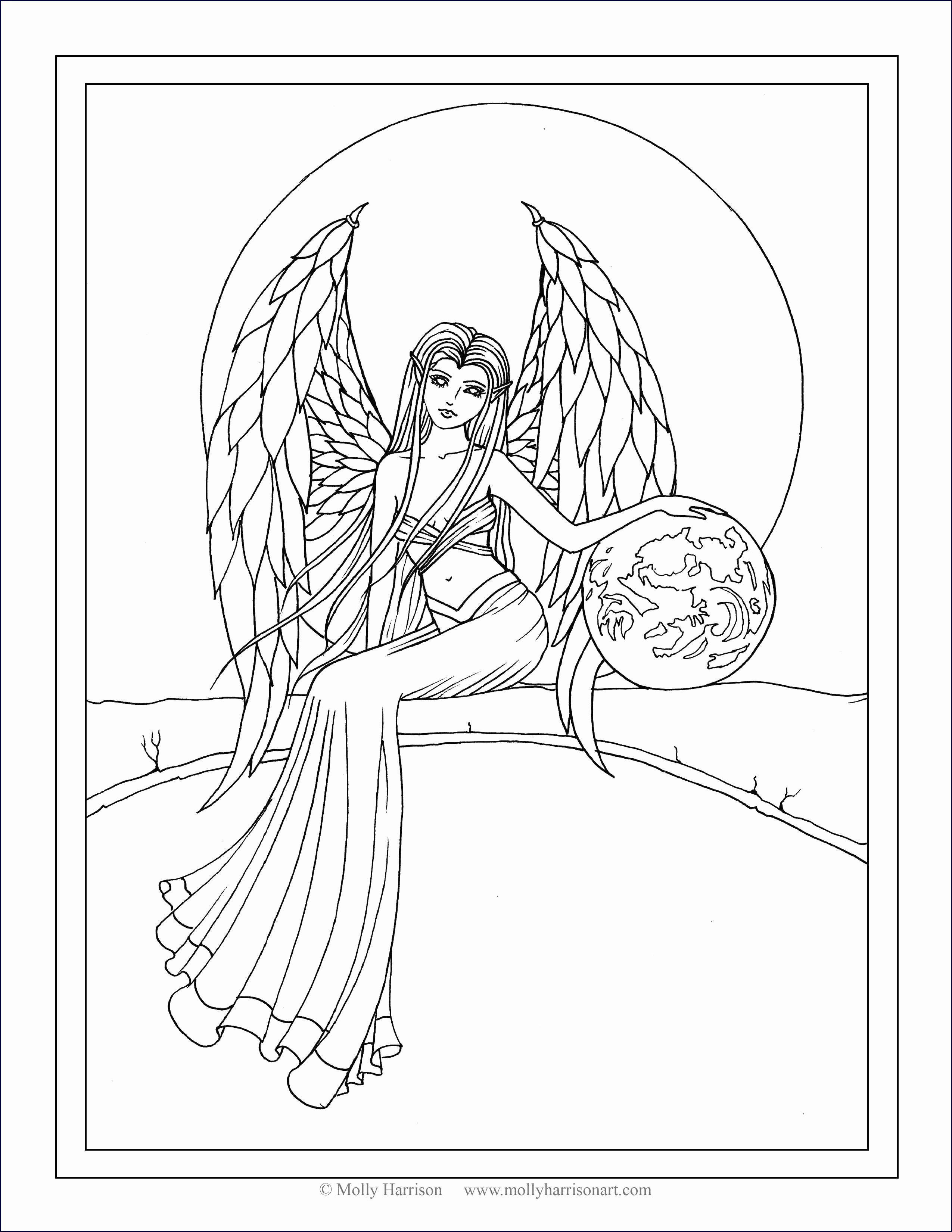 angel adult coloring pages awesome angel coloring pages