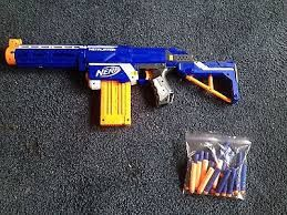 Nerf Guns – Six Options: Nerf Guns – Six Options ...