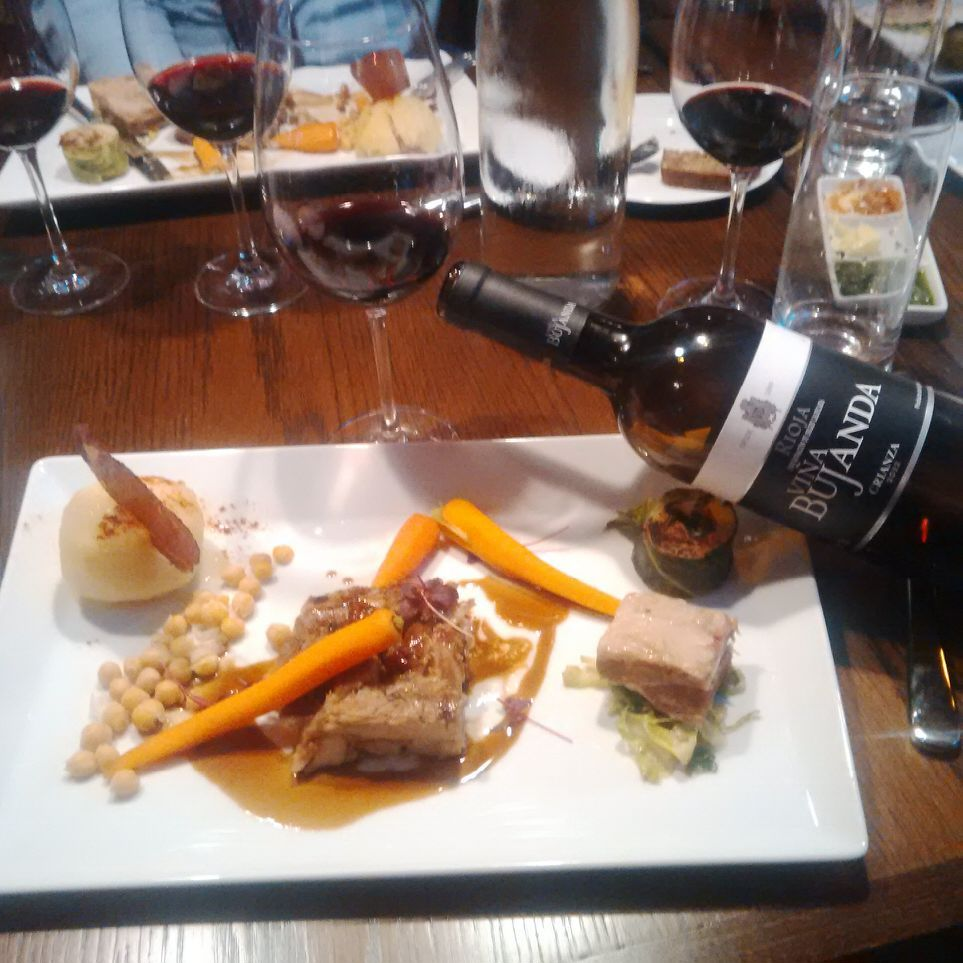 Evening 1 of Delphi Food & Drink Series: A Culinary Spanish Evening #Spanish #Food #FoodLovers #Foodie #Vino