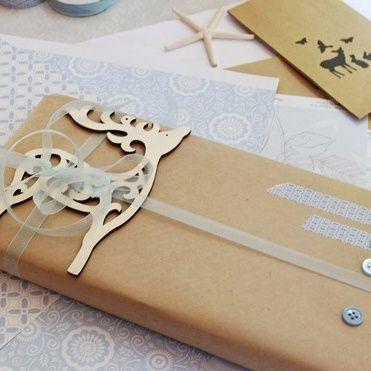 Emballage cadeau original 2