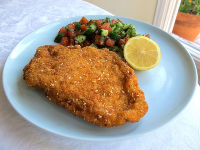 Chicken Schnitzel   Recipe   Chicken schnitzel, Kitchens and Chicken