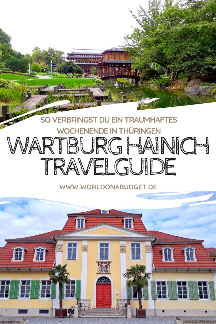 Wochenende In Thuringen Welterberegion Wartburg Hainich Reisen Deutschland Reisen Europa Reisen