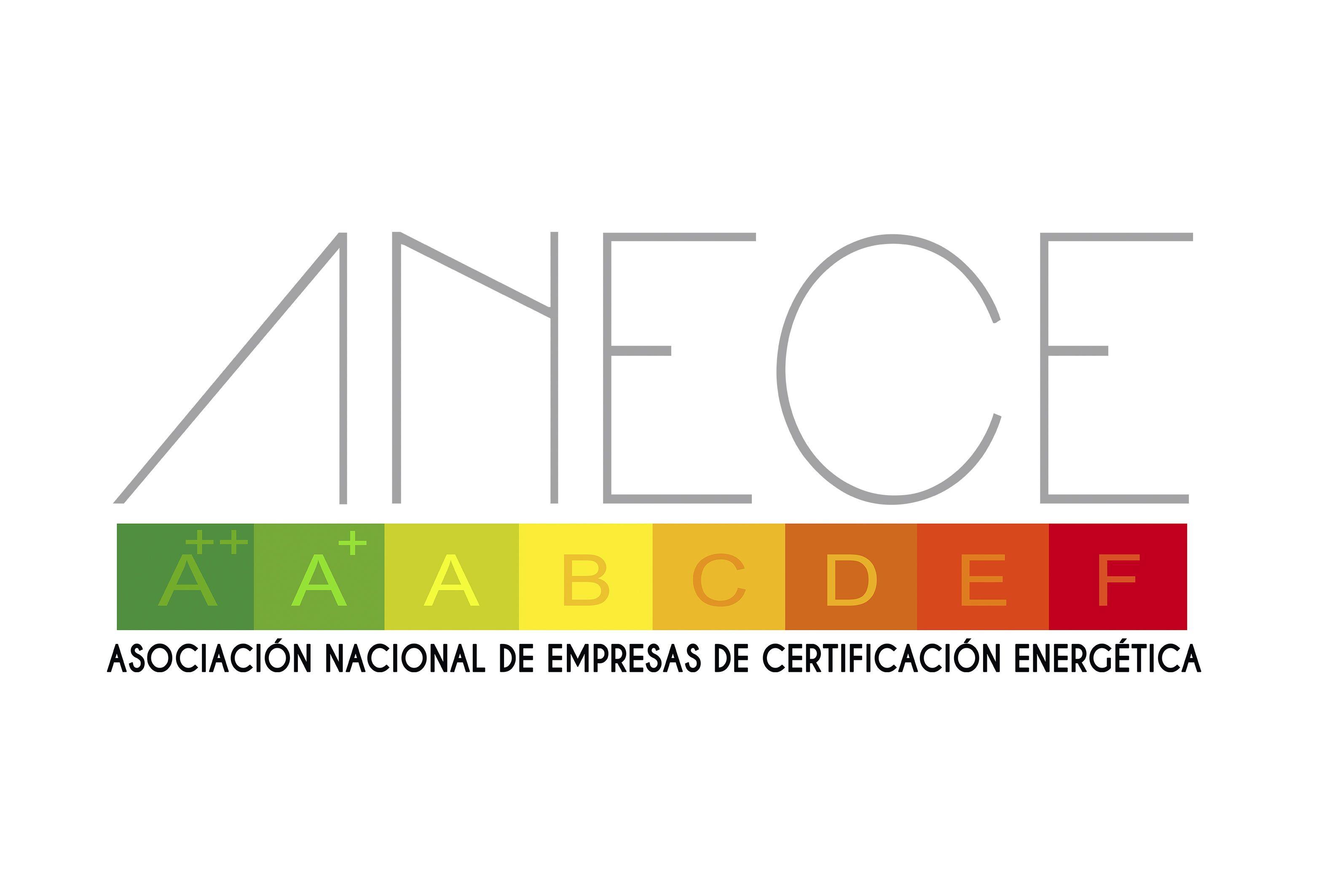 Anece Asociacion Nacional De Empresas De Certificacion Energetica