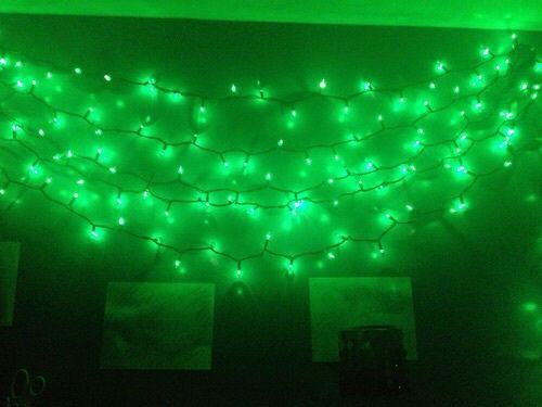 Colorful Christmas Lights Aesthetic.Pinterest Skylarmckellar Insta Sky Mckellar I