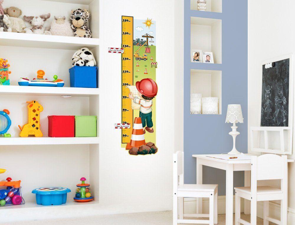 Kinderzimmer Messlatte \