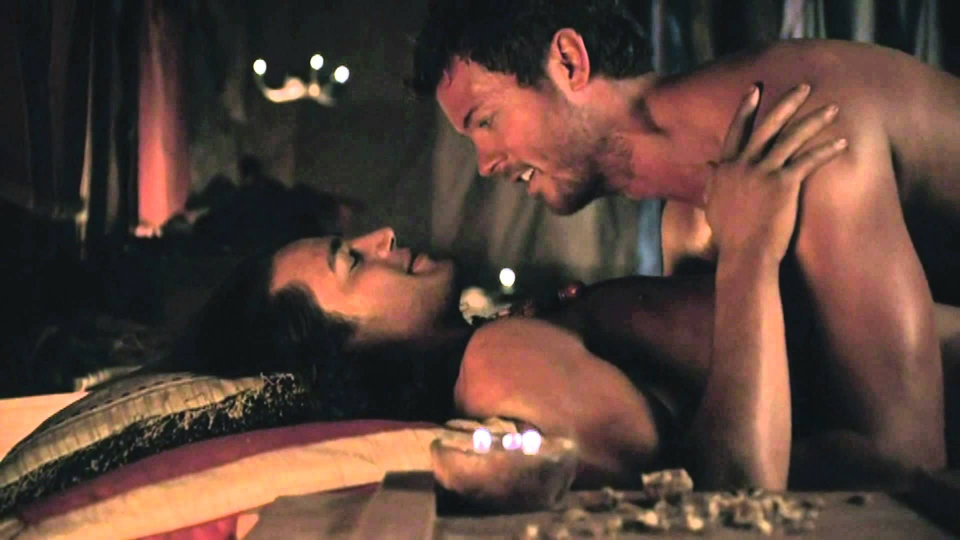 A Agron Nasir Nagronspartacus Fan Vid To The Song Nirvana By Adam Lambert I Just Had To Make It Their Relationship And This Song Demanded It