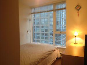 May 06-Second bedroom for rent beside a stadium sky train | 1 bedroom + den | Vancouver | Kijiji Mobile