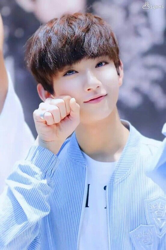I think this guy is from Seventeen, but don't listen to them, except for one song!! But this guy is a cutie!!