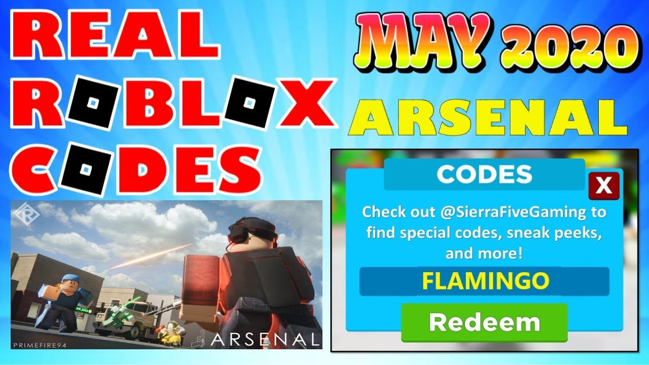 All Working Codes In Roblox Arsenal 2020 Youtube Real Roblox Codes For Arsenal May 2020 In 2020 Roblox Coding Roblox Codes