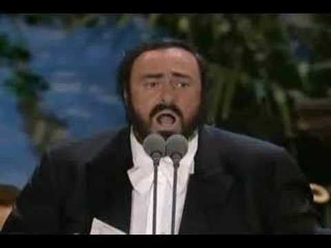 Luciano Pavarotti Ave Maria Musik Lieder Ramazzotti