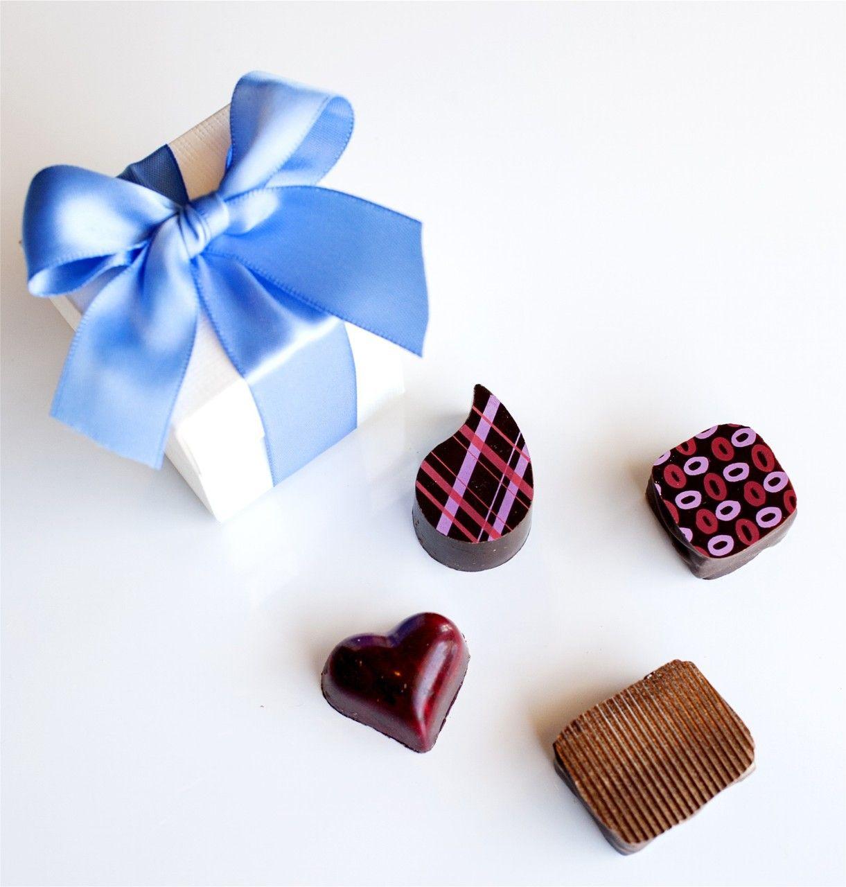 Specialty Favor Box   Artisan chocolate, Single origin and Wine pairings