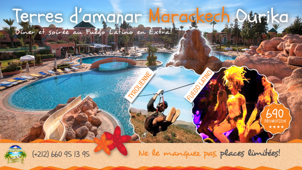 Sangho marrakech promotional giveaways