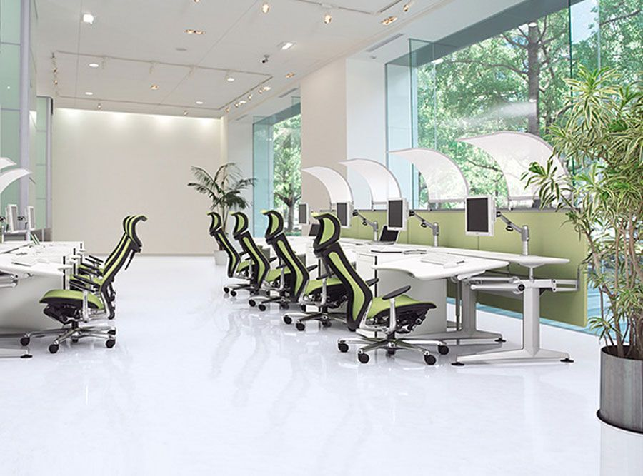 Modern workspace www ofwllc com open officeoffice designsdesign