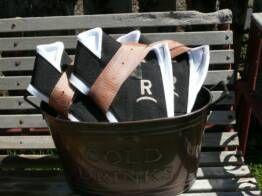 Custom Hornwraps for Team Roping