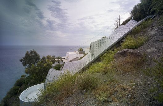 The House on the Cliff,© Jesus Granada