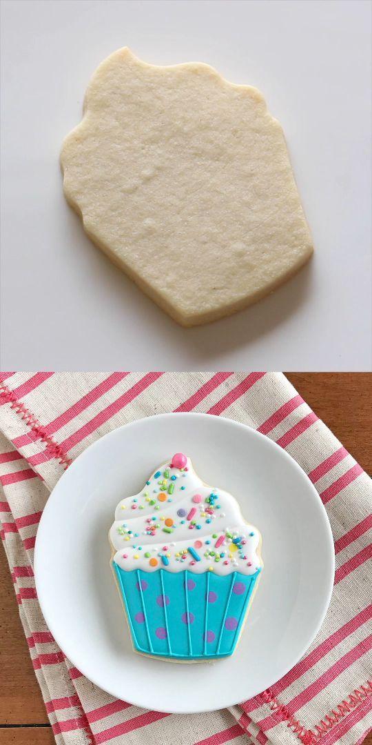 Perfect Sugar Cookie Recipe - Glorious Treats