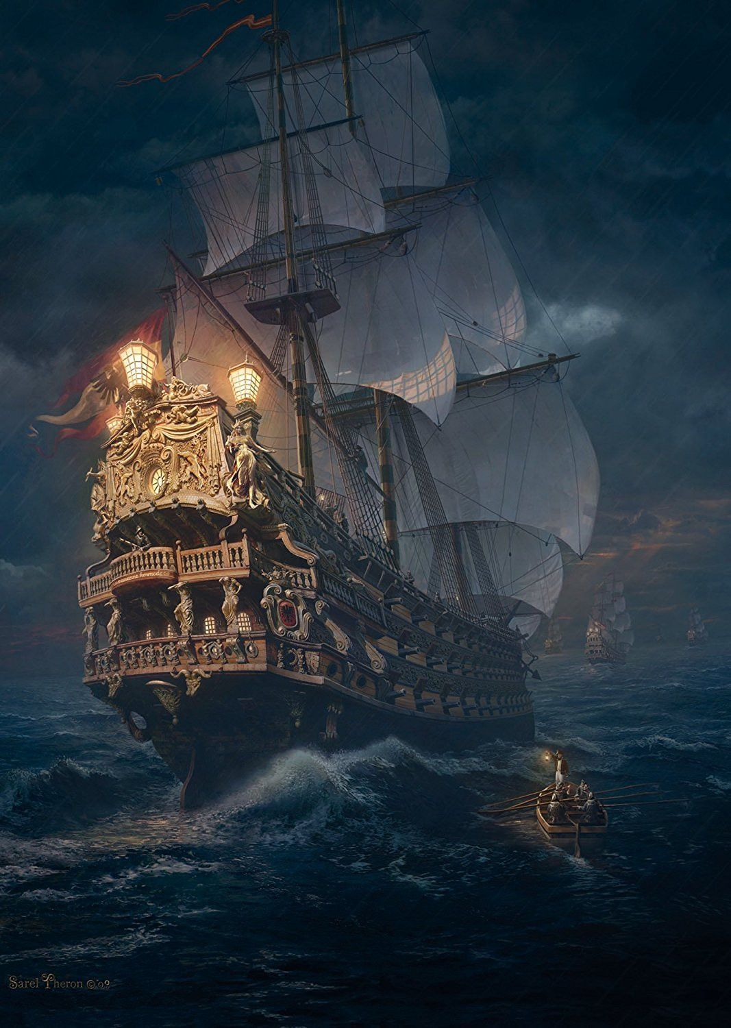 on the high seas 1000 piece puzzle 1000 piece jigsaw puzzles