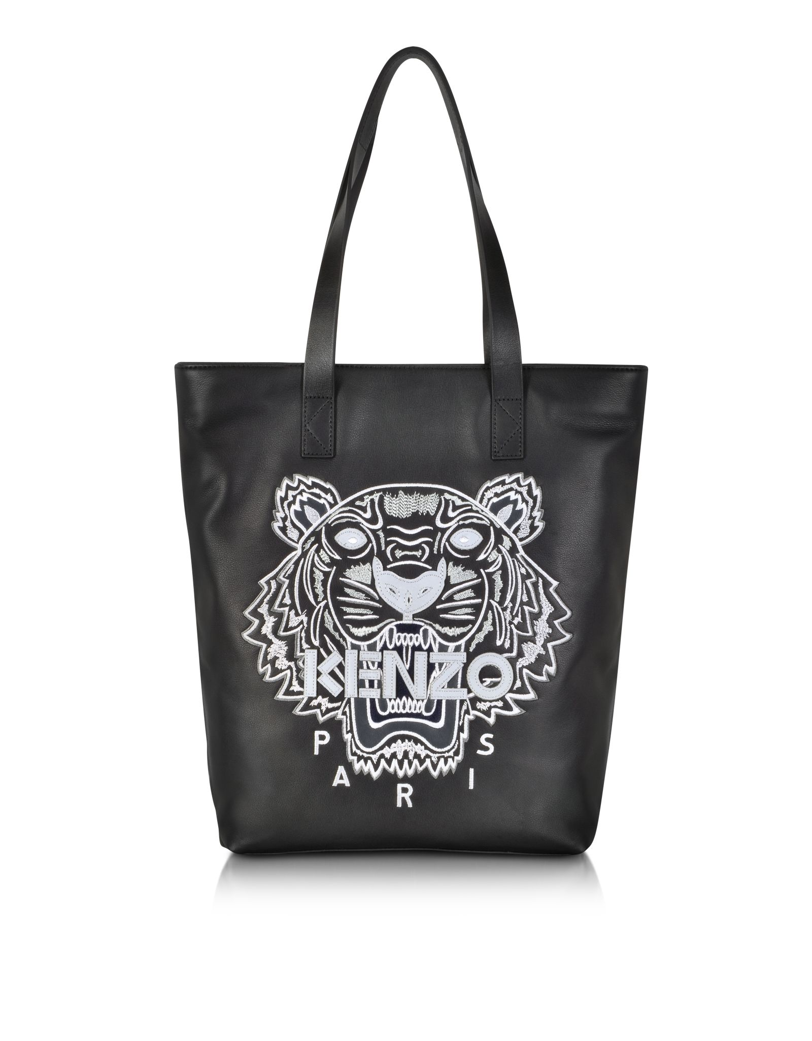 d7ebcc71a3fc14 Kenzo Black Tiger Tote Bag at FORZIERI. Find this Pin and more ...